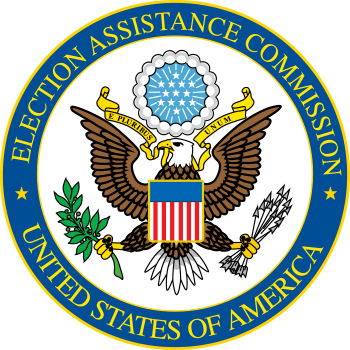 U.S. Election Assistance Commission Official Seal